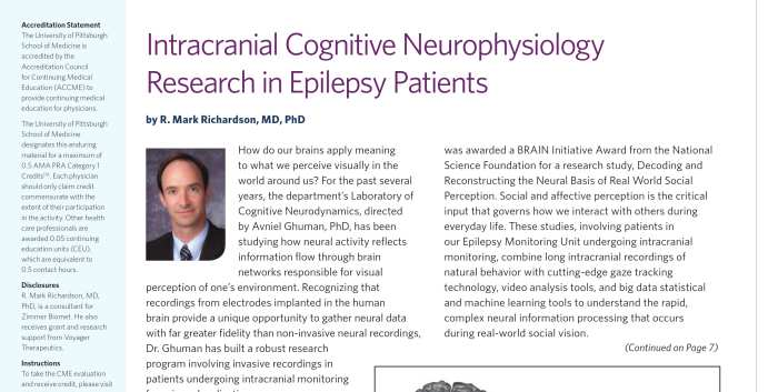 Neurosurgery News Spring 2018
