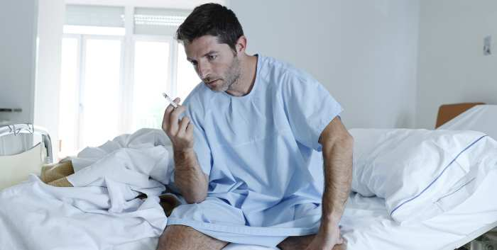 Smoking and the Hospitalized Patient