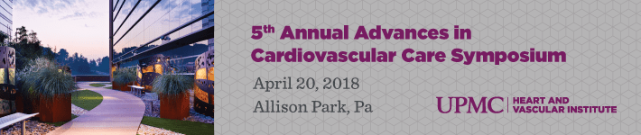 UPMC Events | 5th Annual Advances in Cardiovascular Care Symposium