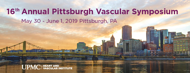 16th Annual Pittsburgh Vascular Symposium | UPMC Physician