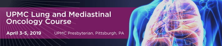 Lung Mediastinal Oncology Course 2019